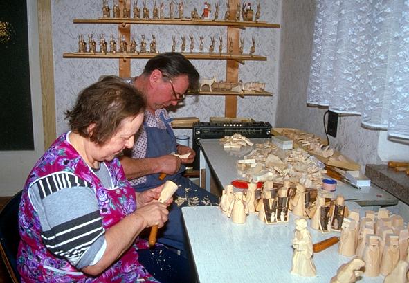 DAMASU,Erzgebirge,Ruth Hofmann,Deutschneudorf