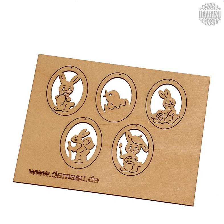 Mini-Medaillons Ostern 2