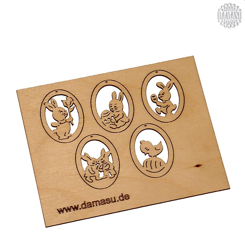 Mini-Medaillons Ostern 3